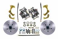 MBM Brakes - Brakes and Brake Kits - MBM-1965-68 Full Size Chevy Kit-DBK6568