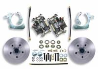 MBM Brakes - Brakes and Brake Kits - MBM-1969-70 Full Size Chevy Disc Brake Kit-DBK6970
