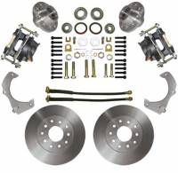 MBM Brakes - Brakes and Brake Kits -  MBM-Mustang ll Wheel Kit W/O Spindles-DBK7478