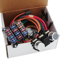 Electrical Components - Ron Francis Retro Series Complete Wiring Harness - Mopar WR-95 - Image 2