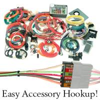 Electrical Components - Ron Francis Access 24/7 Complete Wiring Harness - Ford AC-67 - Image 3