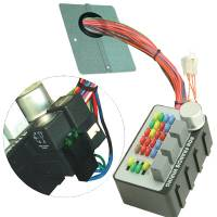 Electrical Components - Ron Francis Access 24/7 Complete Wiring Harness - Ford AC-67 - Image 2