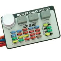 Ron Francis Wiring - Electrical Components - Ron Francis Access 24/7 Complete Wiring Harness - Ford AC-67
