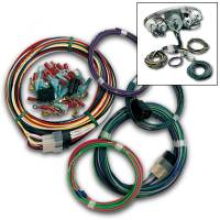 Ron Francis Wiring - Electrical Components -  Ron Francis - Dash Gauge Wiring Kit for Generic or Older Gauges- DK-6