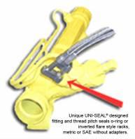 Steering and Handling - Power Steering Hose Kit GM Pump To Ford Rack - Image 3