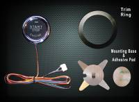 Electrical Components - Slim Line Lexus OEM Style Push Start Button(Upgrade) - Image 3