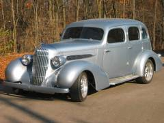 1935 Oldsmobile Complete Build Cover