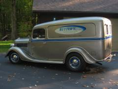 1937 Ford Panel Complete Build Cover