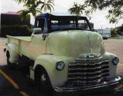 1949 Chevy COE Cover