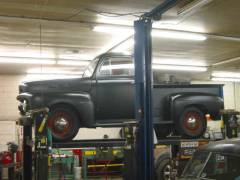 1951 Ford Truck Complete Build Cover