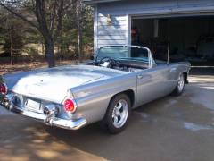 1955 Thunderbird Complete Build Cover