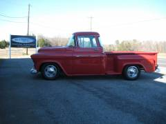 1957 Chevy Truck Complete Build Cover