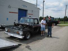 1964 Ford F-100 Truck Cover