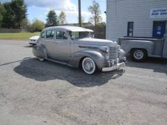 1937 Oldsmobile Complete Build Cover